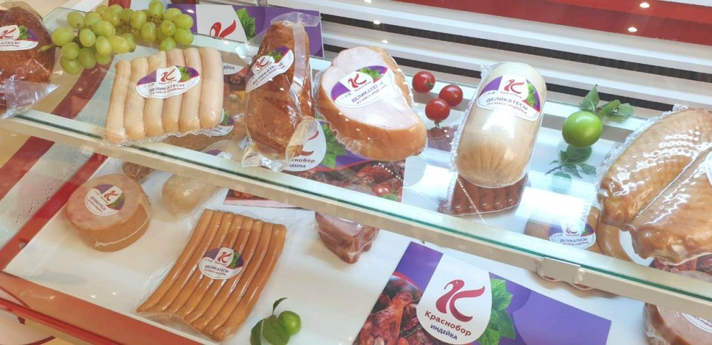 Krasnobor presented delicacies at WorldFood Azerbaijan 2019